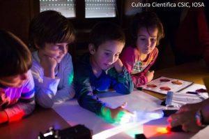 OSA-SPIE Children Outreach Project